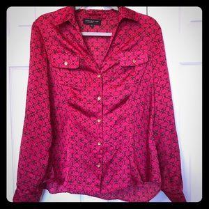 Jones New York beautiful career blouse